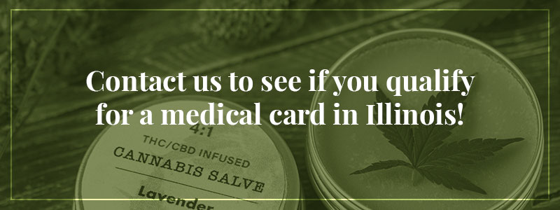Medical Marijuana Cards Savoy - What Health Conditions