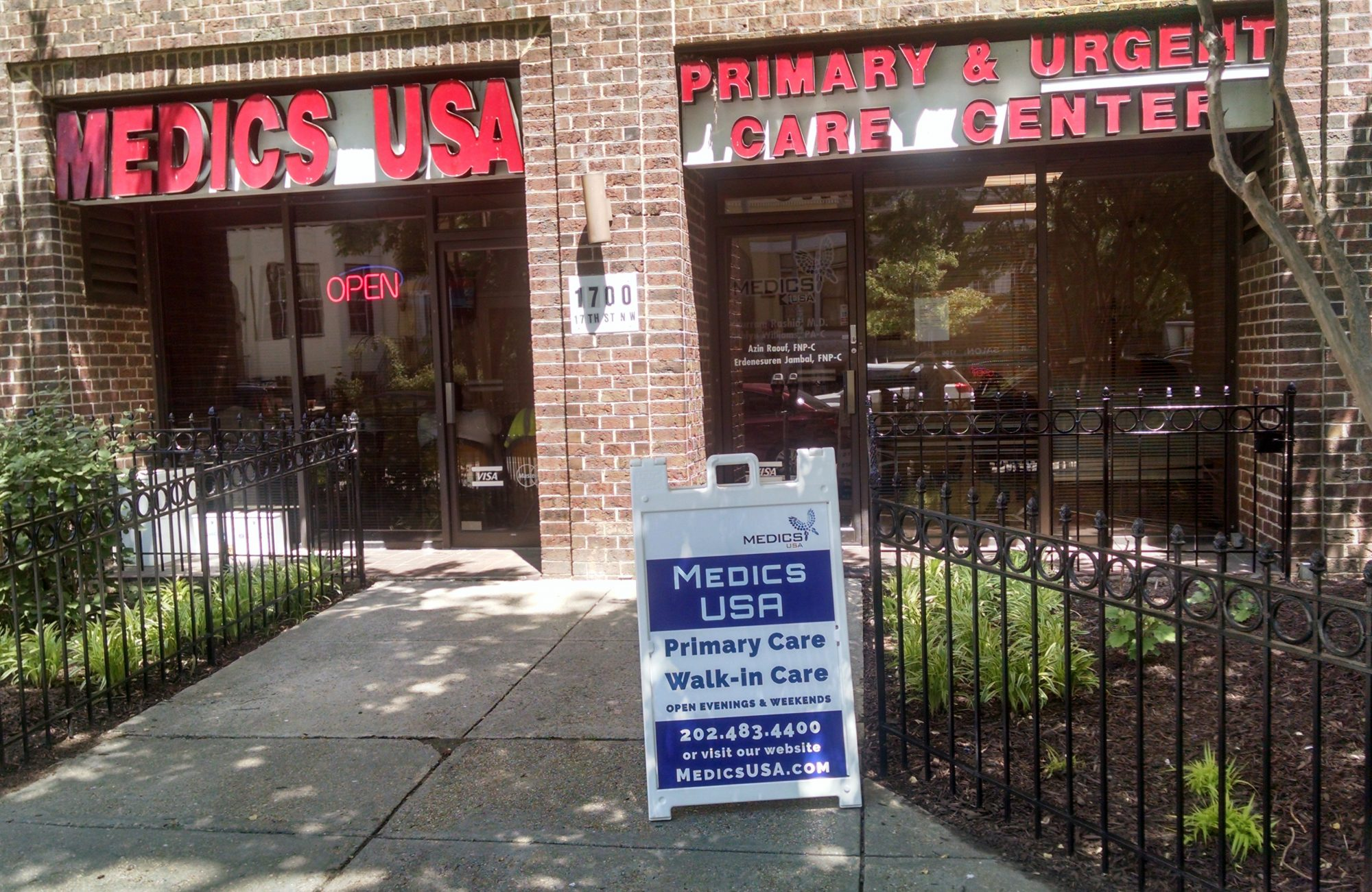 Urgent Care at Dupont Circle DC | Primary Care at Dupont