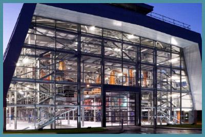 industrial real estate properties
