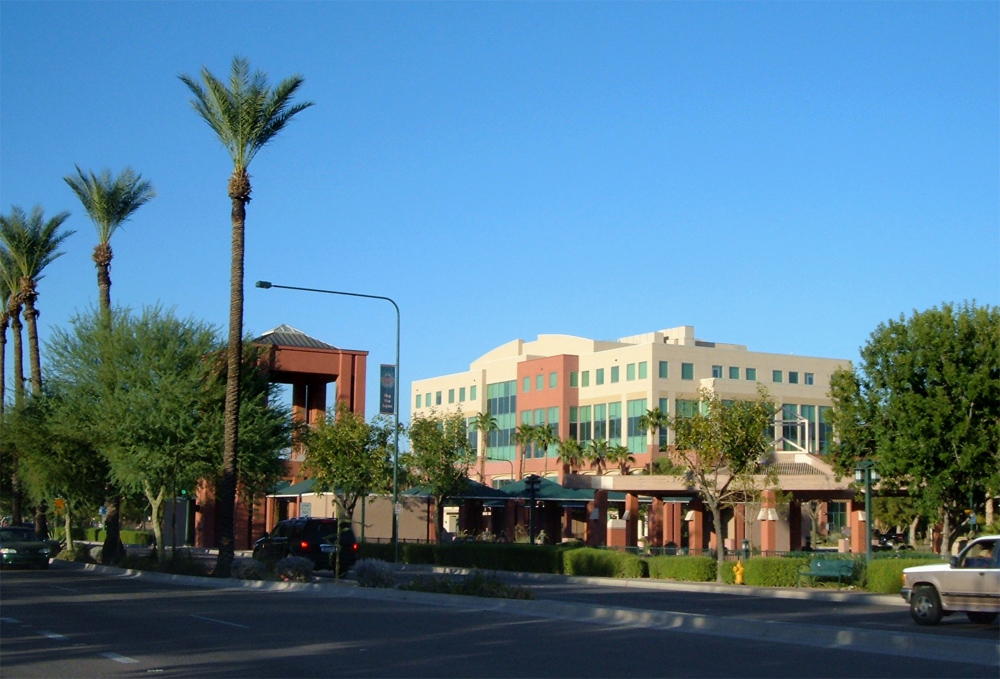 Commercial Real Estate in the East Valley
