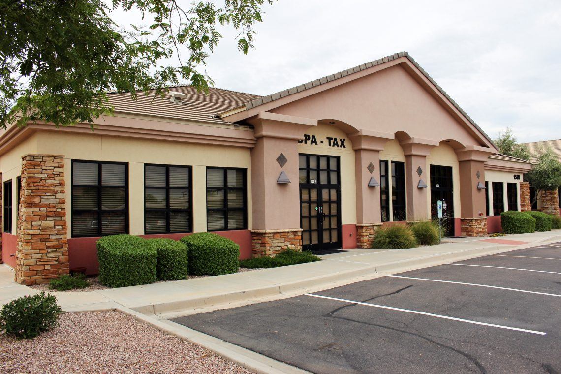 Arizona commercial real estate property
