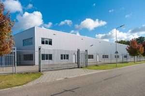 commercial industrial real estate