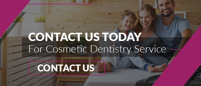 Contact Us Today For Cosmetic Dentistry