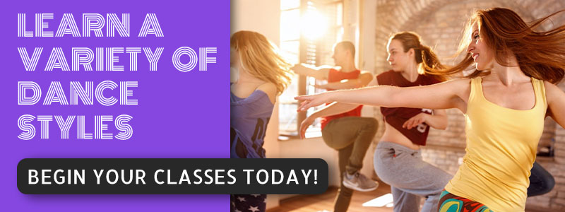Learn A Variety Of Dance Styles