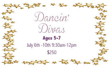 Dancing Divas Promotion Banner