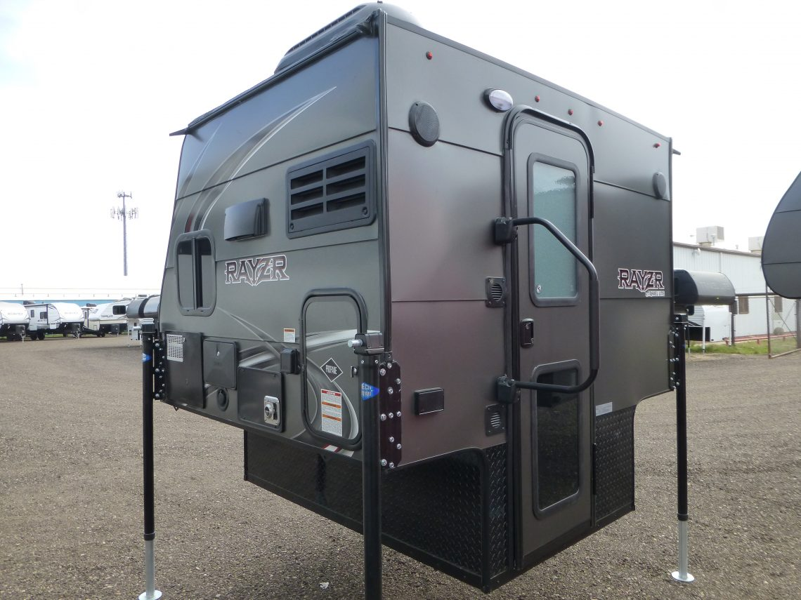 2019 Travel Lite Truck Camper Rayzr Fk 12 497 Auto Rv