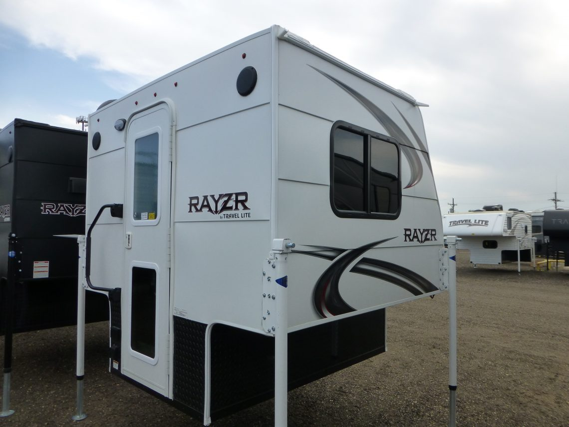 2019 Travel Lite Truck Camper RAYZR SS $7,997 **CLOSEOUT** | Auto RV