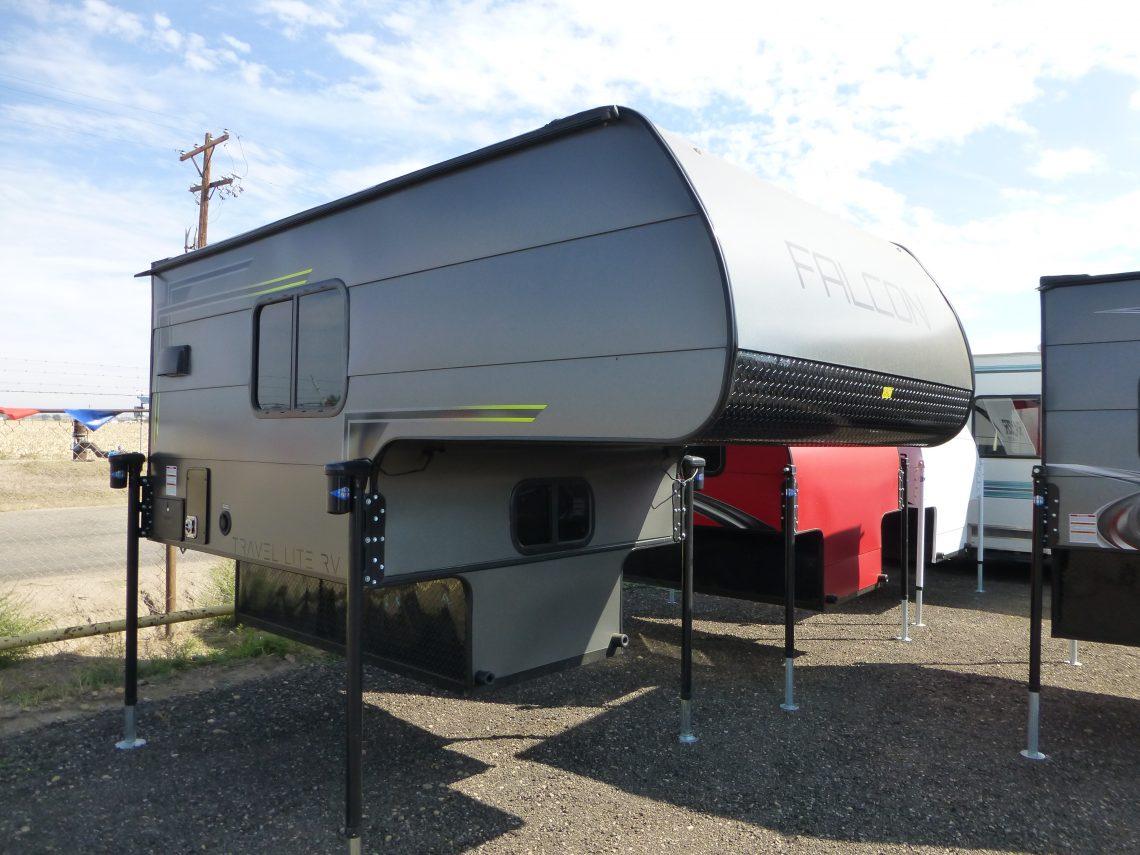 2019 Travel Lite Truck Camper 690FD, $16,998 **CLOSEOUT