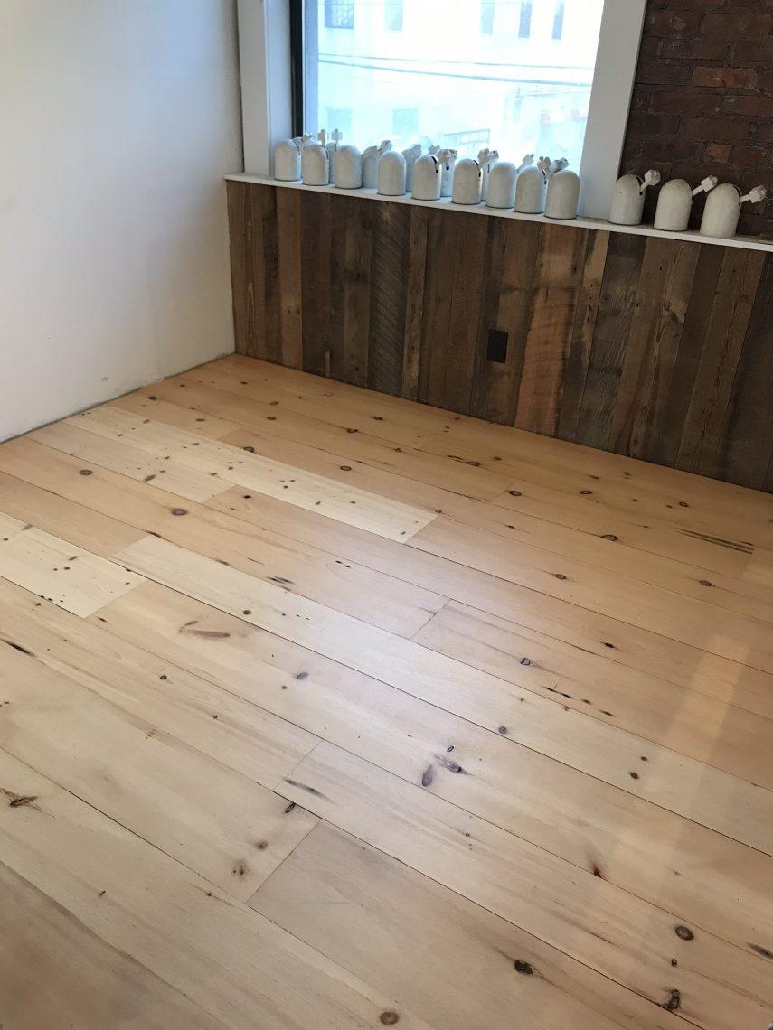 White Pine Flooring Reclaimed Hardwood Flooring M Fine