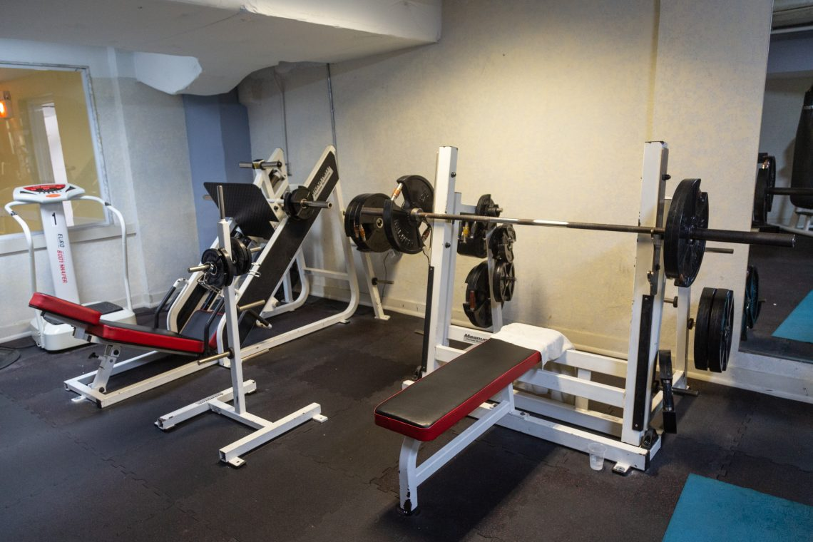 miami beach gym - check out our fitness center's photo