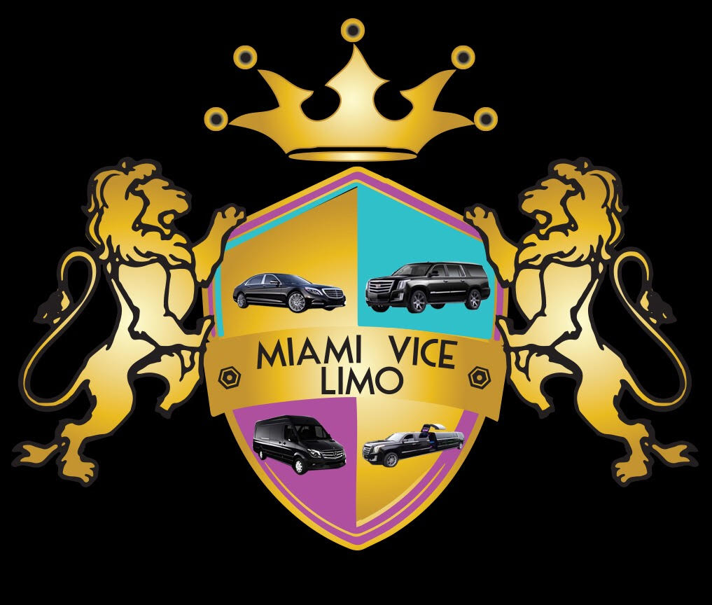 Miami Vice Limo