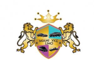 Miami Vice Limo