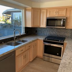 Innovative Kitchen Remodel San Luis Obispo