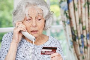 Wisconsin Cop Who Educates Seniors About Phone Scams . .Targeted By Phone Scam