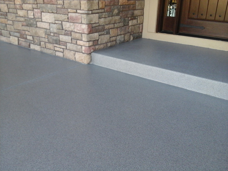 Great Outdoor Concrete Staining