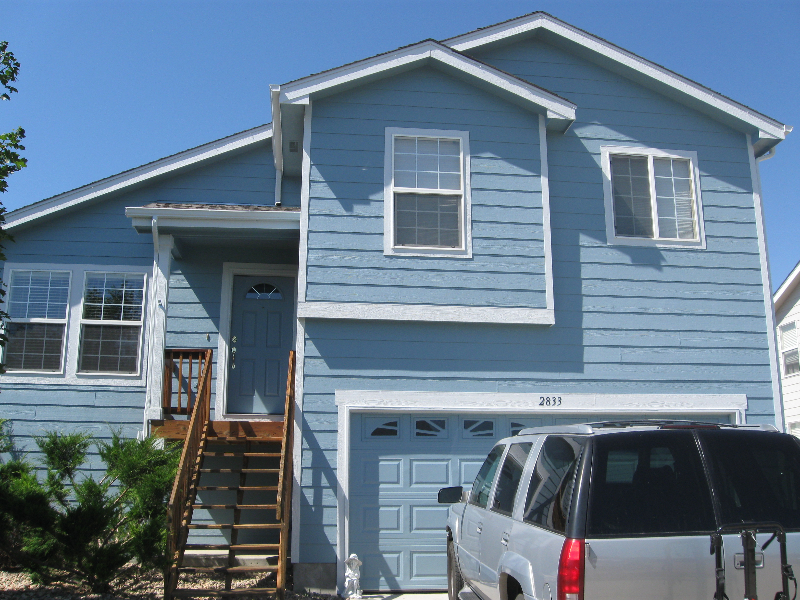 Mile high coatings affordable residential painting co quality interior painting colorado - Exterior painting colorado springs decoration ...