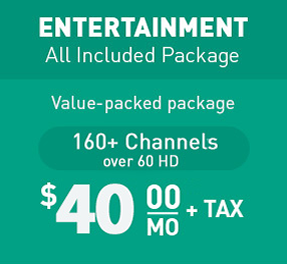 Entertainment Package