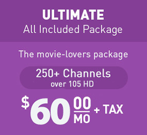 Ultimate TV Package