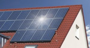 Attaches with ease, Solar Panels from Mirasol Fafco Solar