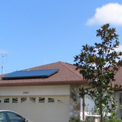 Water heating from your roof with Mirasol Fafco Solar
