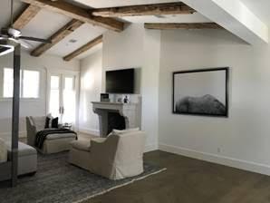 New hardwood flooring in scottsdale home
