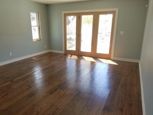 hardwood floor installation in mesa