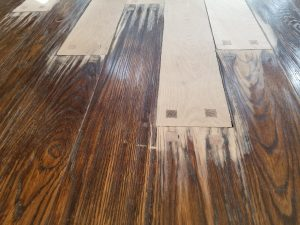 sanding hardwood floor refinishing in mesa