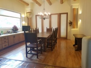 New Hardwood Floor Installation in Ahwatukee living room