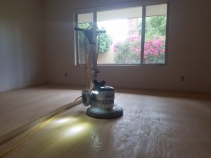 Hardwood Floor Recoating North Phoenix home