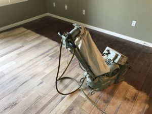 hardwood floor reacoating in Phoenix