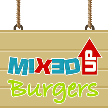 Mixed Up Burgers