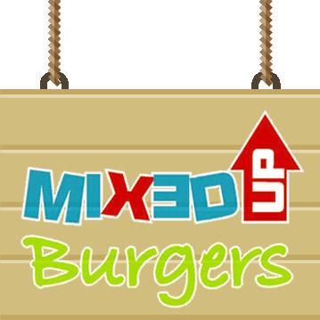 Mixed Up Burgers