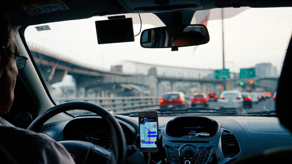 inside uber