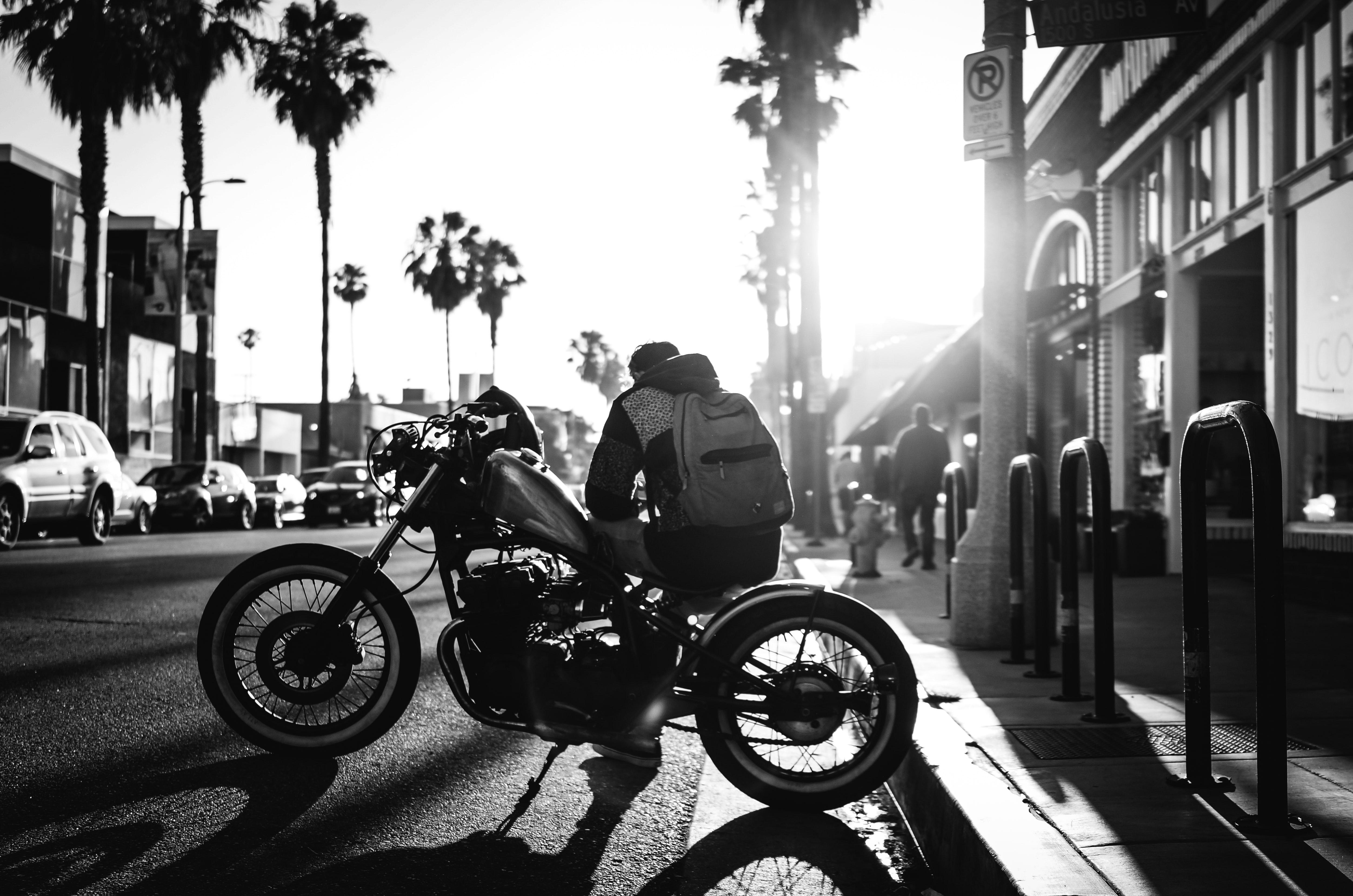 motorcycle los angeles