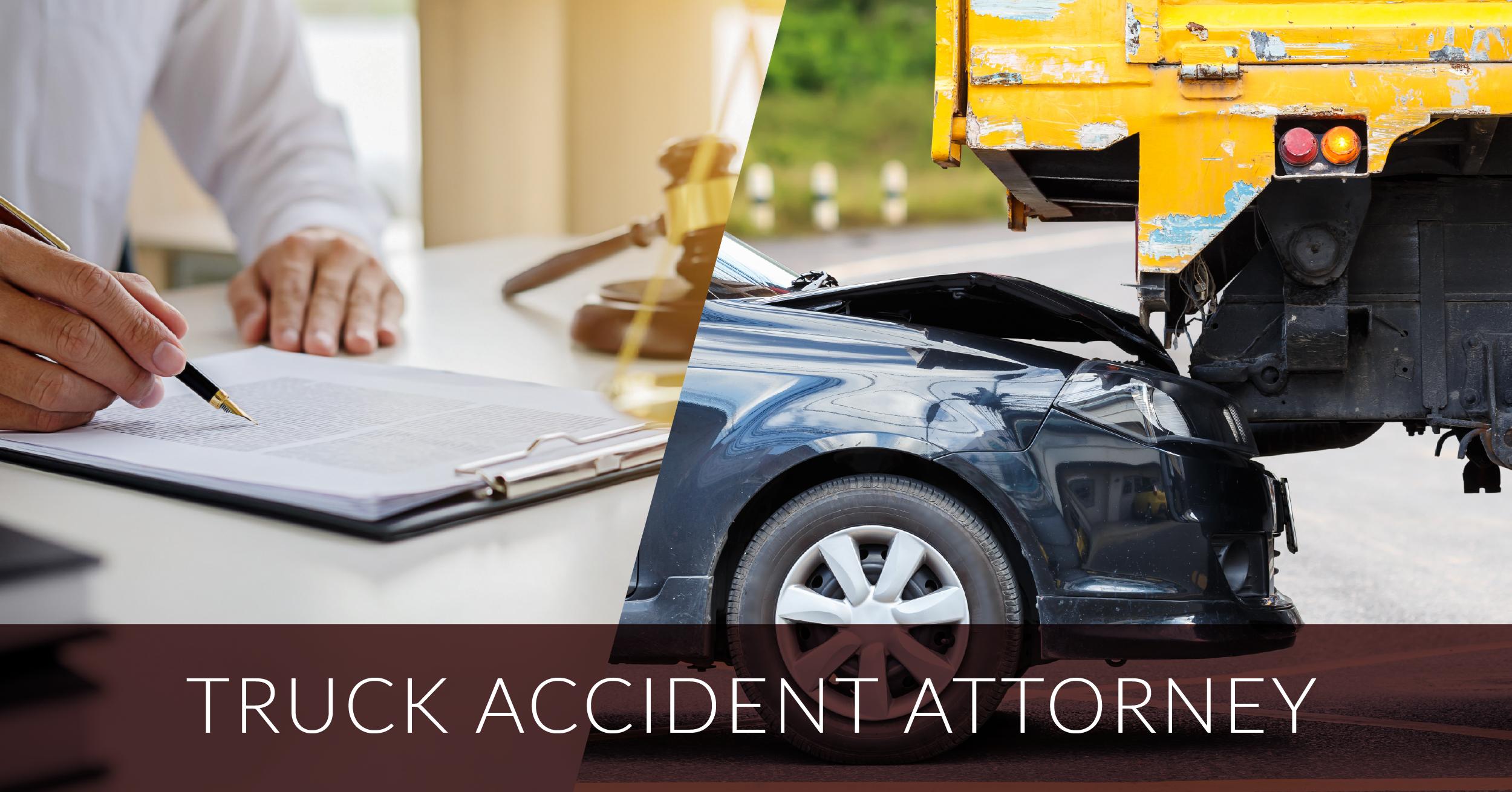 truck accident attorney la