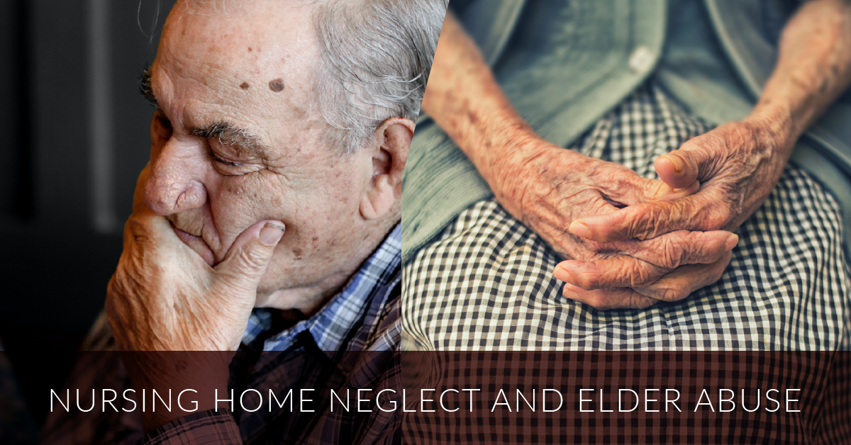 nursing home neglect and elderly abuse