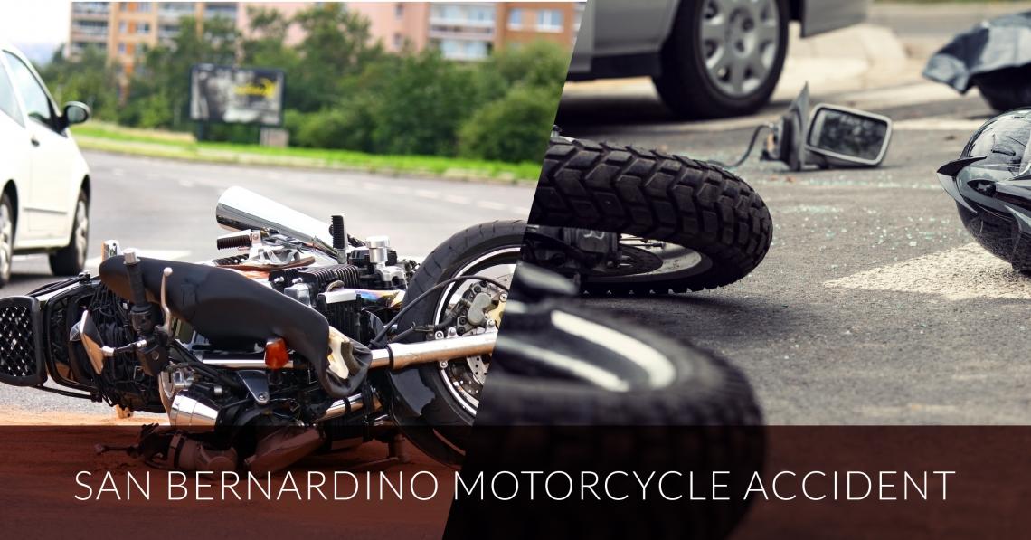 San Bernardino Motorcycle Accidents