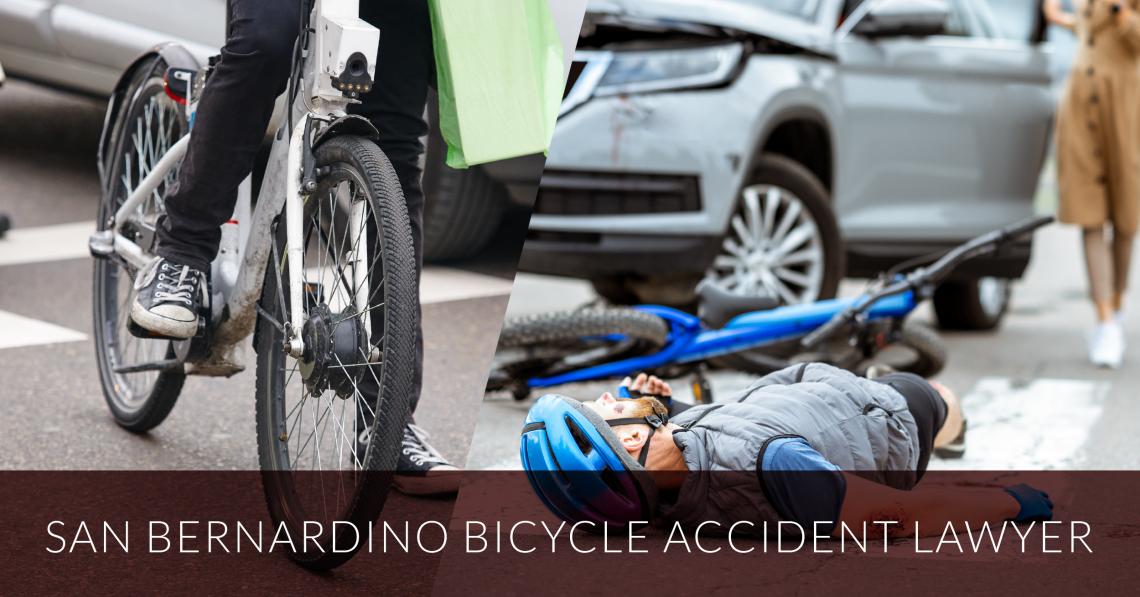 san bernardino bicycle accident lawyer