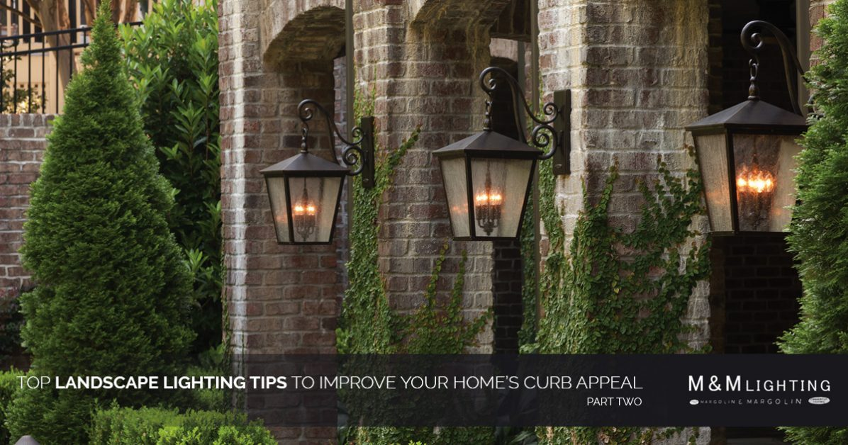 Outdoor lights texas top landscape lighting tips to improve your landscape lighting can add elegance and style to any outdoor space as a texas homeowner you may be looking for ways to improve the curb appeal of your aloadofball Choice Image