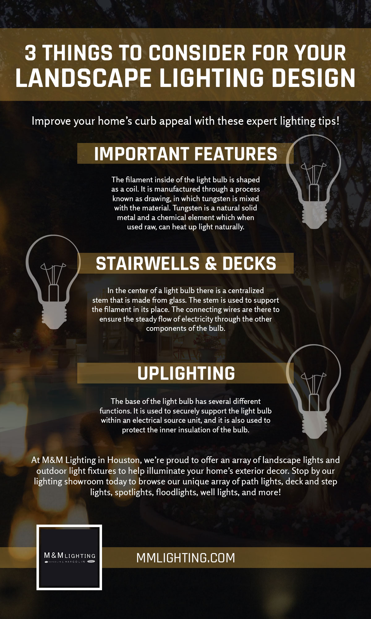 outdoor lights texas top landscape lighting tips to improve your