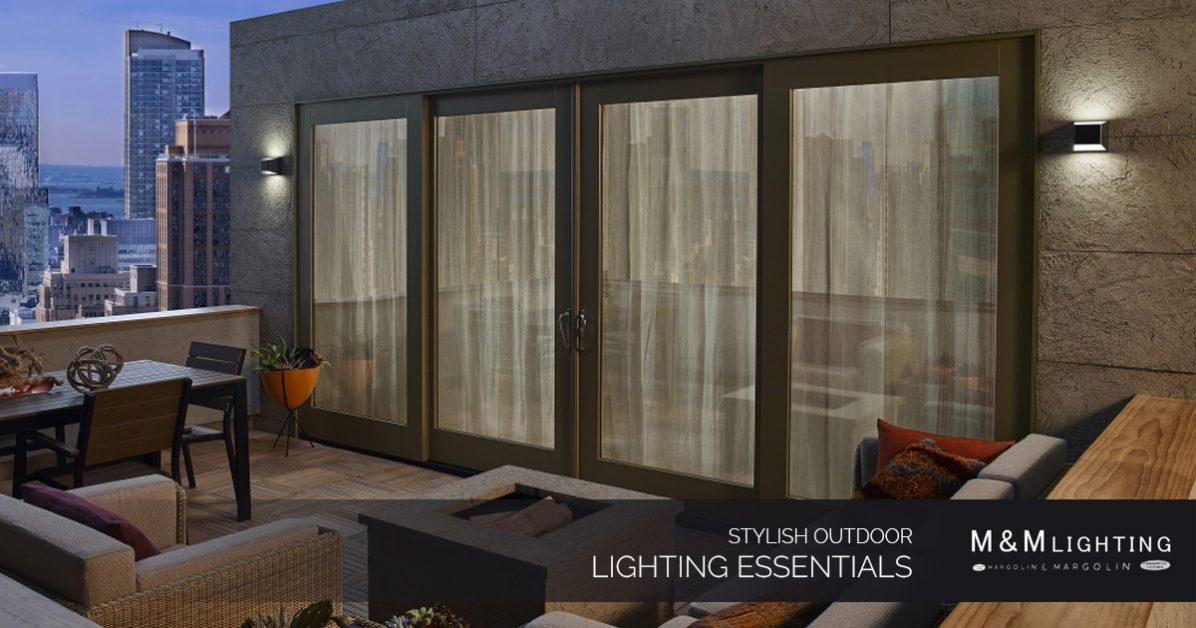 Exterior lighting houston stylish outdoor lighting essentials are you making plans to break ground on a new outdoor living space this spring or could your existing outdoor lighting use a redesign aloadofball Images