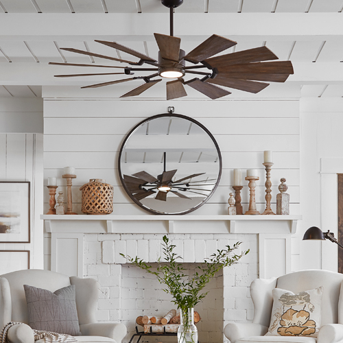 Ceiling Fans Browse Our Selection Of Decorative Fans M M Lighting