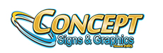 Concepts Signs & Graphics