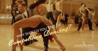 Why Should You Take Up Competitive Dancing