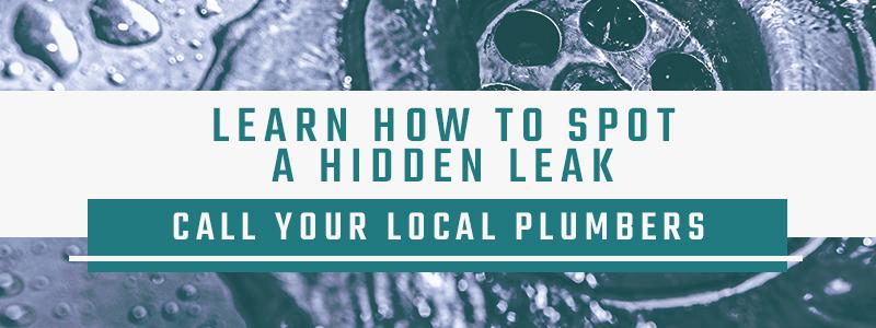 Plumbers in Circleville: 5 Signs of Hidden Plumbing Leaks