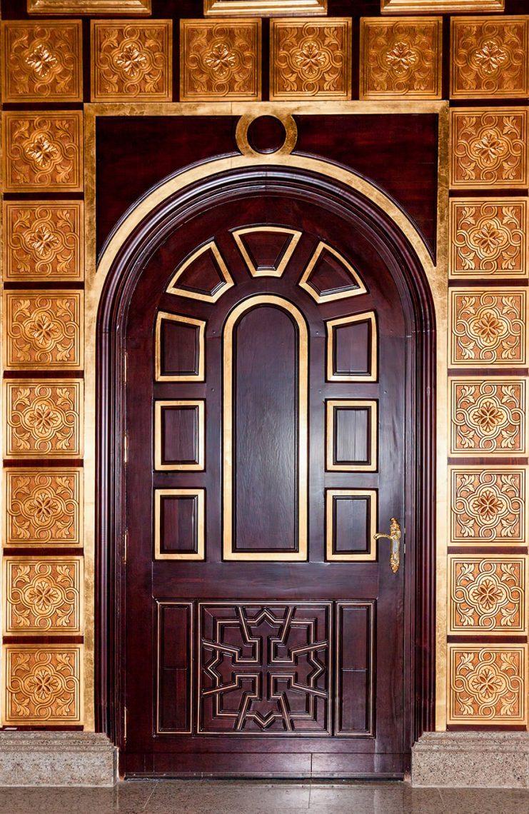 входные двери для церквей
