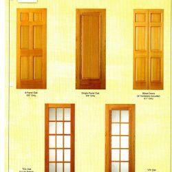 Oak Interior Doors