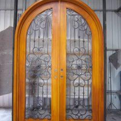 EL1079 -Wrought Iron Door