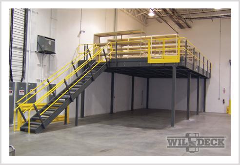 Mezzanine standard' image