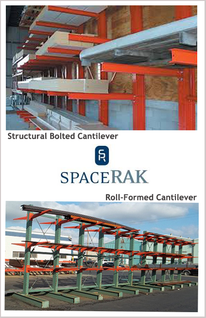SpaceRack Cantileve2r